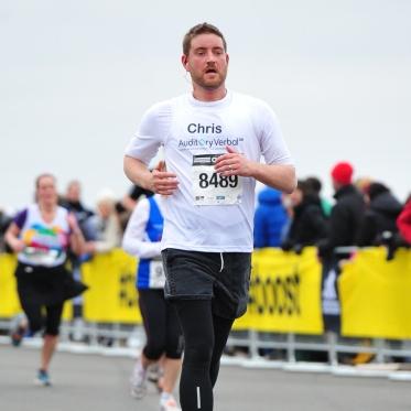 Last year's Silverstone Half Marathon